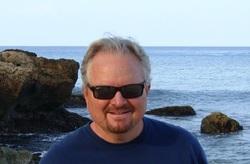 PADI Course Director Tim Palmer
