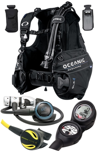 Oceanic Gear Packages at Sugar Land Dive Center